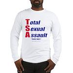 Total Sexual Assault Long Sleeve T-Shirt
