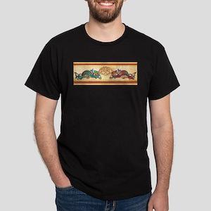 Griffin Guardians Black T-Shirt