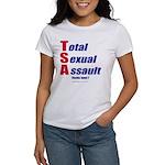 Total Sexual Assault 2-sided Women's T-Shirt