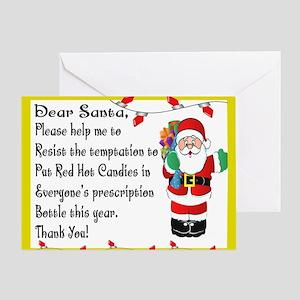 Pharmacy Greeting Card
