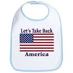 Take Back America Bib
