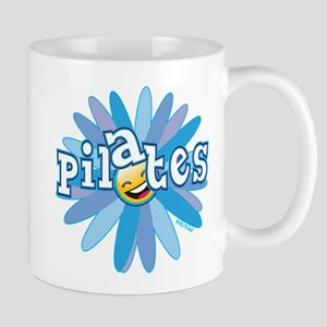 Pilates Flower by Svelte.biz Mug