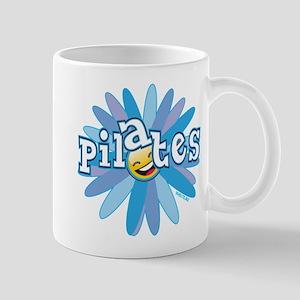 Pilates Flower by Svelte.biz Mug