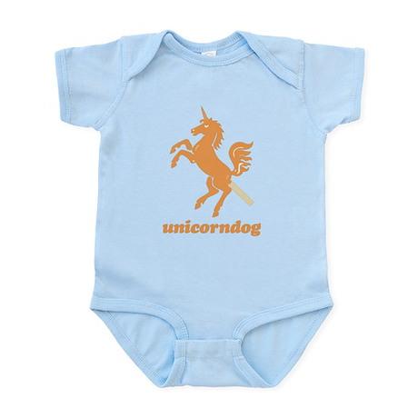 Unicorndog Infant Bodysuit