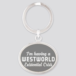 Westworld Existential Crisis Keychains