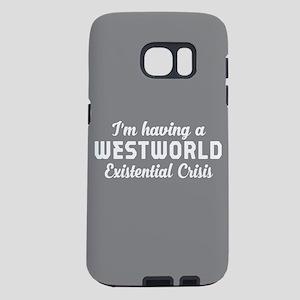 Westworld Existential Crisis Samsung Galaxy S7 Cas