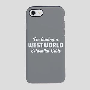 Westworld Existential Crisis iPhone 7 Tough Case