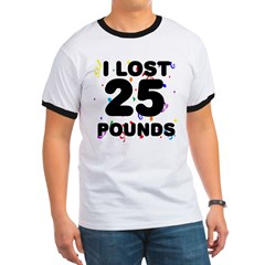 I Lost 25 Pounds! T