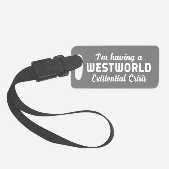 Westworld Existential Crisis Luggage Tag
