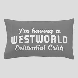 Westworld Existential Crisis Pillow Case
