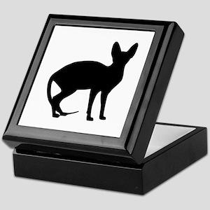 Sphinx cat Keepsake Box