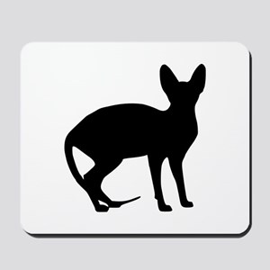 Sphinx cat Mousepad