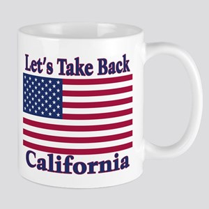 Take Back California Mug