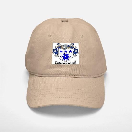 Shannon Coat of Arms Baseball Baseball Baseball Cap