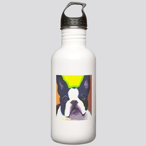 Frenchie Fun Stainless Water Bottle 1.0L