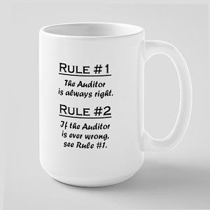Auditor Large Mug