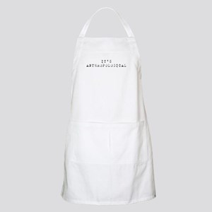 It's Anthropological Apron