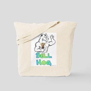 Bell Hog Tote Bag