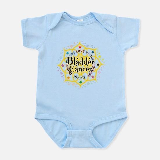 Bladder Cancer Lotus Infant Bodysuit