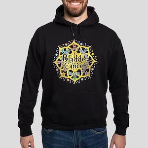 Bladder Cancer Lotus Hoodie (dark)
