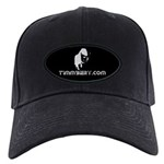 Black Cap w/ Logo Patch