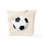 Soccer Ball Tote Bag