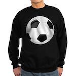 Soccer Ball Sweatshirt (dark)