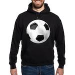 Soccer Ball Hoodie (dark)