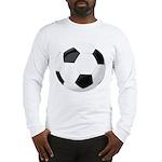 Soccer Ball Long Sleeve T-Shirt