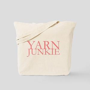 Yarn Junkie Tote Bag