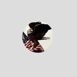 Eagle's America Mini Button