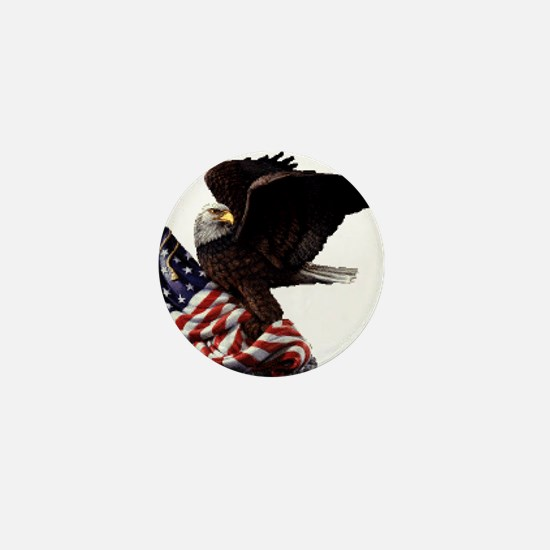 Eagle's America Mini Button