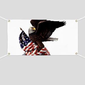 Eagle's America Banner
