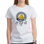 Pringle Clan Badge Women's T-Shirt
