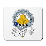 Pringle Clan Badge Mousepad