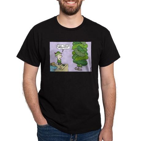 WTD Holiday - Megapickles Dark T-Shirt