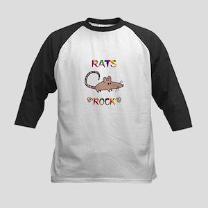 Rat Kids Baseball Jersey