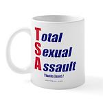Total Sexual Assault Mug