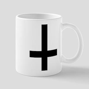Cross antichrist Mug