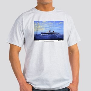 "New! ""SS United States"" by Ja Light T-Shirt"