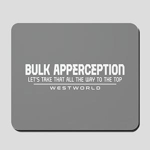 Westworld Bulk Apperception Mousepad