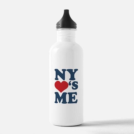 NY Loves Me Water Bottle