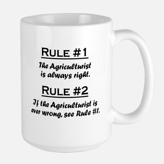Agriculturist Large Mug