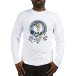 Paterson Clan Badge Long Sleeve T-Shirt