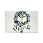 Paterson Clan Badge Rectangle Magnet (10 pack)