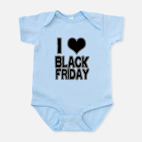 Love Black Friday Infant Bodysuit