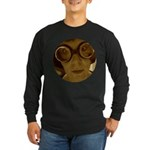 Inside Looking Out Long Sleeve Dark T-Shirt