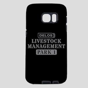 Westworld Livestock Management Samsung Galaxy S7 C