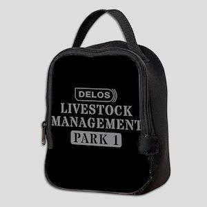Westworld Livestock Management Neoprene Lunch Bag