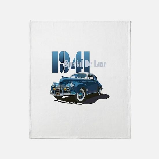 Cute 1940 Throw Blanket